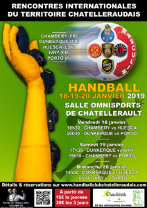 Tournoi international de handball